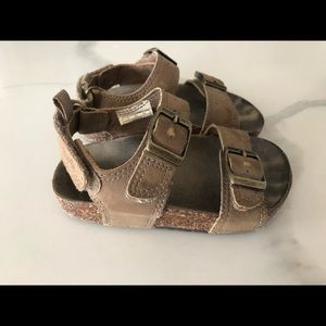 Carters size 7 sandals